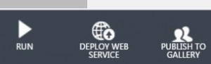 deploy your model